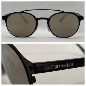 G ARMANI AR6041 Matte Black 3001/5A size 49-22-150